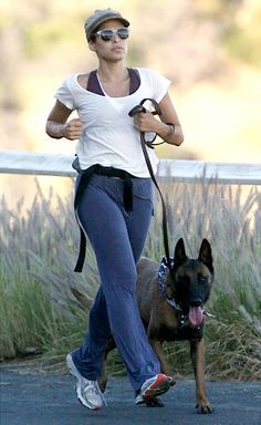 Eva has a malinois! and I do too!  Best breed in the world!