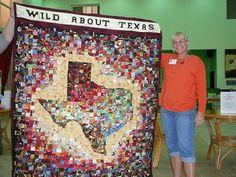 Texas quilt | My Quilt | Pinterest | Texas quilt, Patchwork and ... : texas quilt guilds - Adamdwight.com