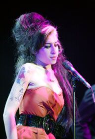 Amy Winehouse (Foto: Public Address)