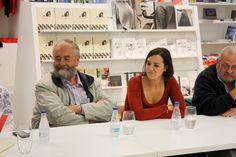 Presentación de Yumper el 13 de noviembre de 2014 en la librería del Centro Niemeyer