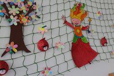 #preschool #diy #children #spring #ideas