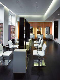 hair salon layout | Hair Salon Design