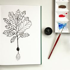 121/365 | Micaela Wernberg | 365-days illustration project