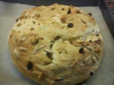Kváskový chléb a jiné mňamky: mazanec
