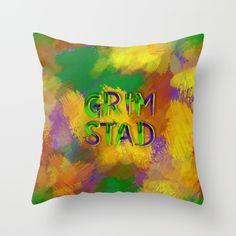 #design #interior #homedecor #art #artist #modern #culture #iceland #norway #prdart #art #trowpillow #cushion #grimstad #designer #cool #coolhunter #modernart #scandinaviandesign