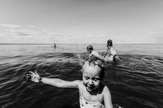 """NOMINEE IN THE LIFESTYLE CATEGORY AT B&W CHILD 2016 - """"Happy summer"""" by Oxana Guryanova, Germany"""
