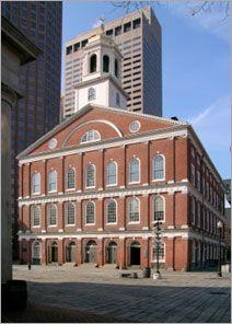 Faneuil Hall, #11 Freedom Trail, Boston ...Remember Kerri and drew