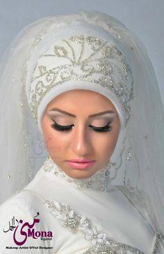 #Bride. #Egyptian #Muslima
