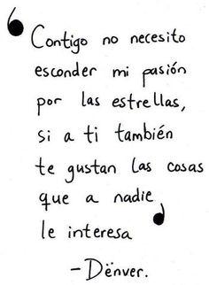 Pasion español, amor, vida, pareja, frases