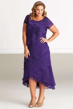 Plus Size Women S Elegant Clothing Mother Of The Bride Dresses Long, Mothers Dresses, Plus Size Wedding Guest Dresses, Plus Size Dresses, Kurti Sleeves Design, Funky Outfits, Mom Dress, Elegant Outfit, Formal Gowns