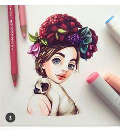 Pin By Victoria Eddington On Lera Kiryakova Pinterest - Russian artist draws amazing cartoon versions of famous celebrities