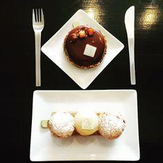 幸好我的弟弟也是甜點控 兩個人可以一起出國吃甜食