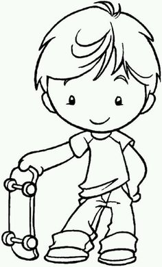 frame and coloring page for kids | malvorlagen