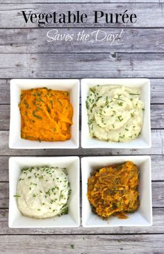 Vegetable Puree Saves the Day!   The Organic Kitchen Blog and Tutorials