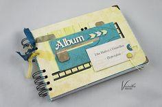 Odskocznia vairatki: Album dla Dziadków Office Supplies, Notebook, Albums, Scrapbooking, Scrapbooks, The Notebook, Memory Books, Scrapbook, Exercise Book