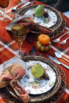 I'm delighting in Autumn~ My favorite season! A season for harvesting, layering, and enjoying the fall foliage~ I gathered some fruit, mini pumpkins and leaves, and layered my quilted coverlet wit...