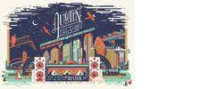 Austin City Limits Festival Poster