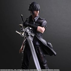 Final Fantasy XV: Noctis Play Arts Kai Action Figure