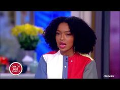 Yara Shahidi On The View, Speaks On Iran Protests And #BlackLivesMatter, Women's March | The Iranian
