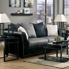 For style on a budget - sofa only $357!