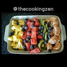 Delicious breakfast ideas that are not only nutritious but beautiful looking too!😊😋  only nutritious but also beautiful! ♡  #thecookingzen #breakfast #fruit #fruitsalad