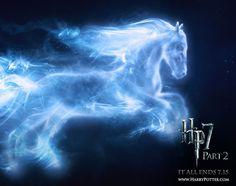 Ginny Weasley's horse Patronus