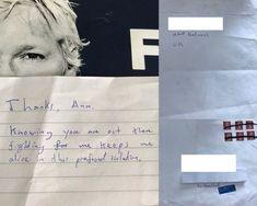 2019 Aug 16 (Receipt) Letter from Julian to Switzerland