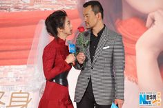 """(CRI) Chinese romantic comedy """"Only You"""" has held a press conference in Beijing.  Director Zhang Hao, along with actress Tang Wei and actor Liao Fan, attended the event.  The movie tells the romantic story of a man and a woman looking for their true love in Italy.  http://www.chinaentertainmentnews.com/2015/07/tang-wei-and-liao-fan-attend-press.html"""