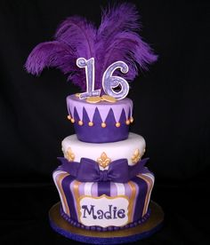 """Sweet 16 Dress Cakes 