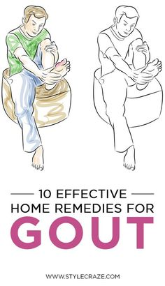 Top 10 Effective #HomeRemedies For #Gout
