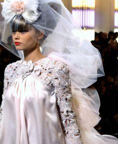 Took my breathe away... #Chanel #bridal