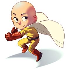 15 Reasons Why Saitama is Your New Favorite Superhero - Dorkly Post
