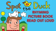 Spot the Duck, my rhyming kindle children's book, read aloud