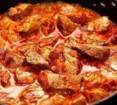 На нашем кулинарном сайте Вы сможете узнать как приготовить Гуляш из говядины рецепт поэтапного приготовления.