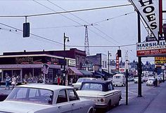 10 OLD PHOTOS OF KERRISDALE  The Spectacle Shoppe loves having its optical store in Kerrisdale. The Vancouver neighborhood is steeped in history. Here's 10 old photos of Kerrisdale.