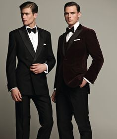Hackett A/W 2012   New Years Eve?  Who is hosting the party?