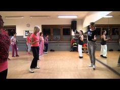 Zumba Gold - Flamenco Enrique Iglesias - Bailando - Zumba à Liège - YouTube