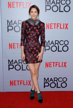 Claudia Kim coming to 'Marco Polo' premiere at AMC Lincoln Square - http://celebs-life.com/?p=71164