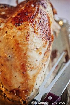 The BEST {and easiest} Turkey You Will Ever Make!!!