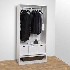 SO-TECH® Kleiderlift Garderobenlift breitenanpassbar von 450 - 1150 mm weiß SOTECH http://www.amazon.de/dp/B01BD7U51W/ref=cm_sw_r_pi_dp_iPbaxb0GGYQRD