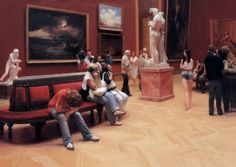 Classical Realistic Paintings by Chinese Artist Leng Jun (冷军)Chinese Artist Leng Jun (冷军) creates lovely almost photorealistic works. Leng Jun graduated from the fine arts department of Hankou Branch of Wuhan Normal College in China in 1984, and now...
