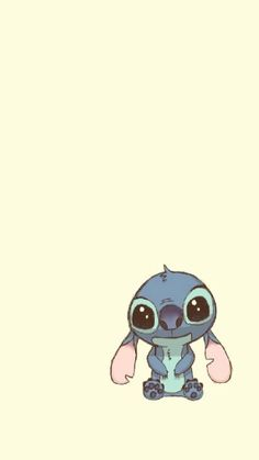 Wallpaper/ Stitch (i don't know how to write it)