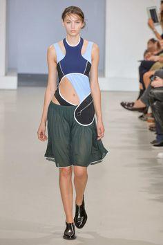 Paco Rabanne - Spring 2015 RTW - Paris Fashion Week