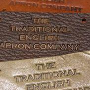 Portfolio - The Traditional English Apron Company Apron, Traditional, Leather, Design, Aprons