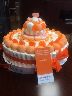 Gracias a ING por la dulce experiencia:) #EMObanca #CEM #CustomerExperience