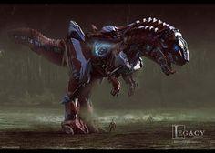 Power-Rangers-Concept-Art-6-Zord by windowsboy15