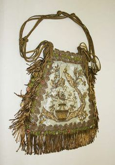 Object Name  Purse  Date  1700–1940