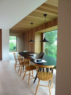 Ty-Hedfan House by Featherstone Young