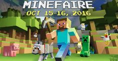 A MINECRAFT Fan Experience - Coming to Philly This October!