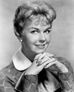 Doris Day - I totally idolize her!